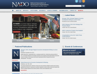 nado.org screenshot