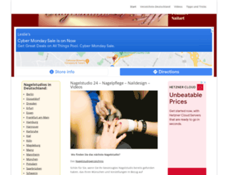 nagelstudio-24.de screenshot