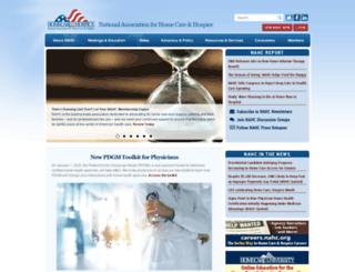 nahc.org screenshot