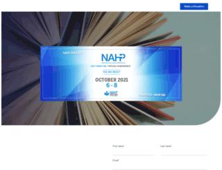 nahp.org screenshot