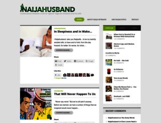 naijahusband.com screenshot