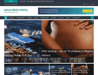 naijanewsportal.com screenshot