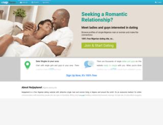 naijaplanet.net screenshot