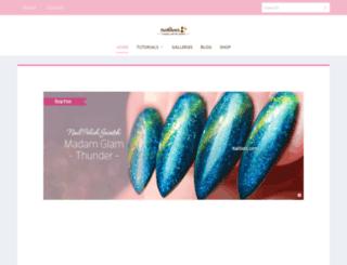nailbees.com screenshot