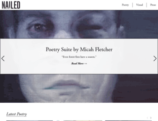 nailedmagazine.com screenshot