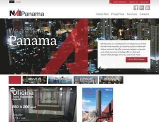 naipanama.com screenshot