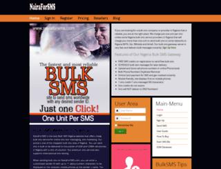 nairaforsms.com screenshot