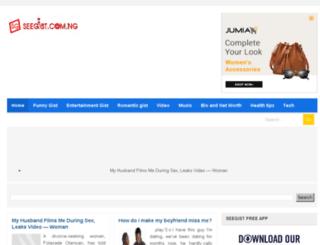 nairagist.com.ng screenshot