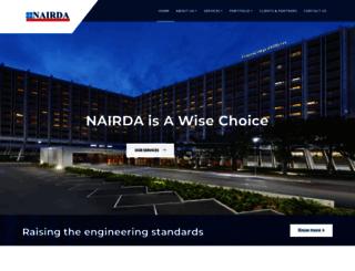 nairda.com screenshot