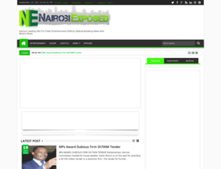 nairobiexposed.blogspot.ru screenshot