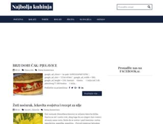 najbolja-kuhinja.blogspot.ba screenshot
