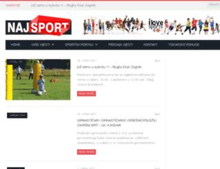 najsport.com screenshot