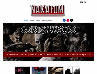 nakatomiinc.com screenshot