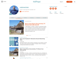 nakmeister.hubpages.com screenshot