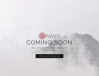 nallucollection.com screenshot