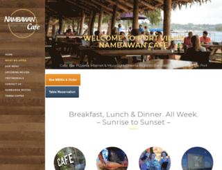 nambawan.com screenshot