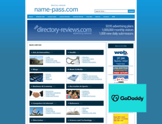 name-pass.com screenshot