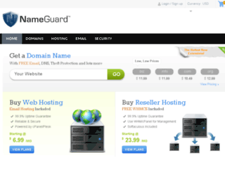 nameguard.com screenshot