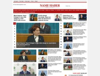 namehaber.com screenshot