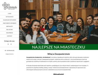 namiasteczku.org screenshot