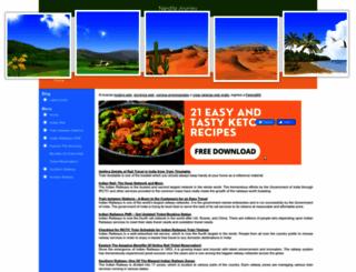 nanditajourney.webpin.com screenshot