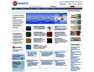 nanocs.net screenshot