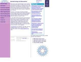 nanotec.org.uk screenshot