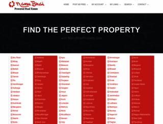 nanubhaiproperty.com screenshot
