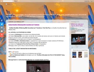 naomispenny.blogspot.com screenshot