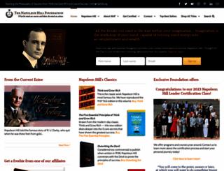 naphill.org screenshot