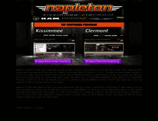 napletoncjd.com screenshot