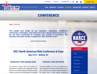 narce.com screenshot