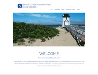 nareb-online.com screenshot