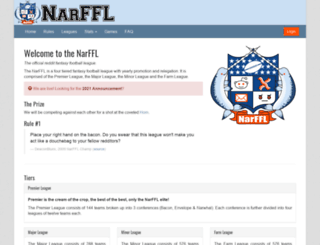 narffl.com screenshot
