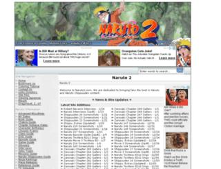 naruto2.com screenshot