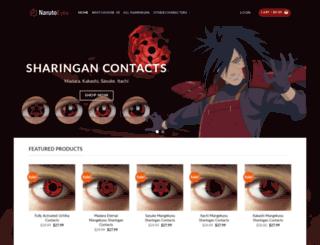 narutoeyes.com screenshot