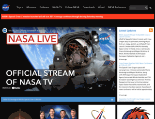 nasa-usa.de screenshot