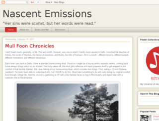 nascentemissions.com screenshot
