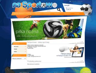 nasportowo.net screenshot