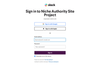 nasproject.slack.com screenshot