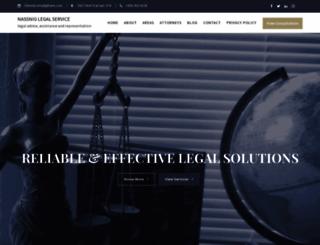 nassnig.org screenshot