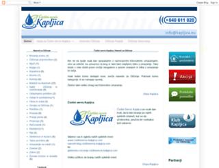 nasveti-blog.cistilniservis-kalpjica.com screenshot