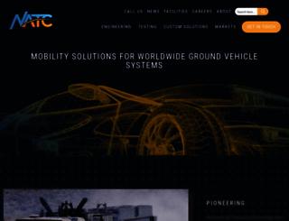 natc-ht.com screenshot