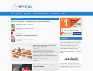 natechwile.pl screenshot