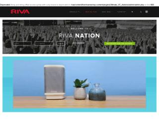 nation.rivaaudio.com screenshot