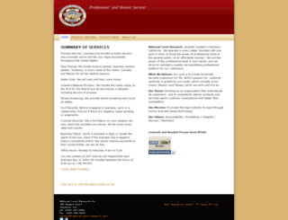 national-court-research.com screenshot