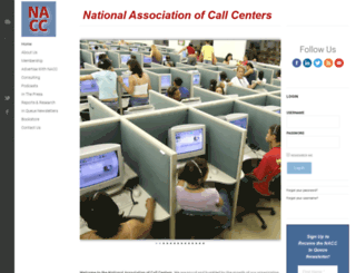nationalcallcenters.org screenshot