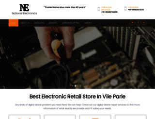 nationalelectroniccentre.com screenshot