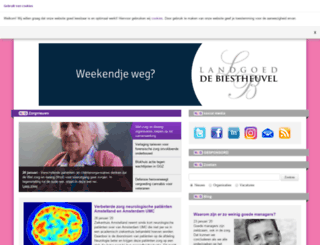 nationalezorggids.nl screenshot