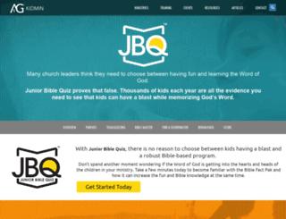 nationaljbq.org screenshot